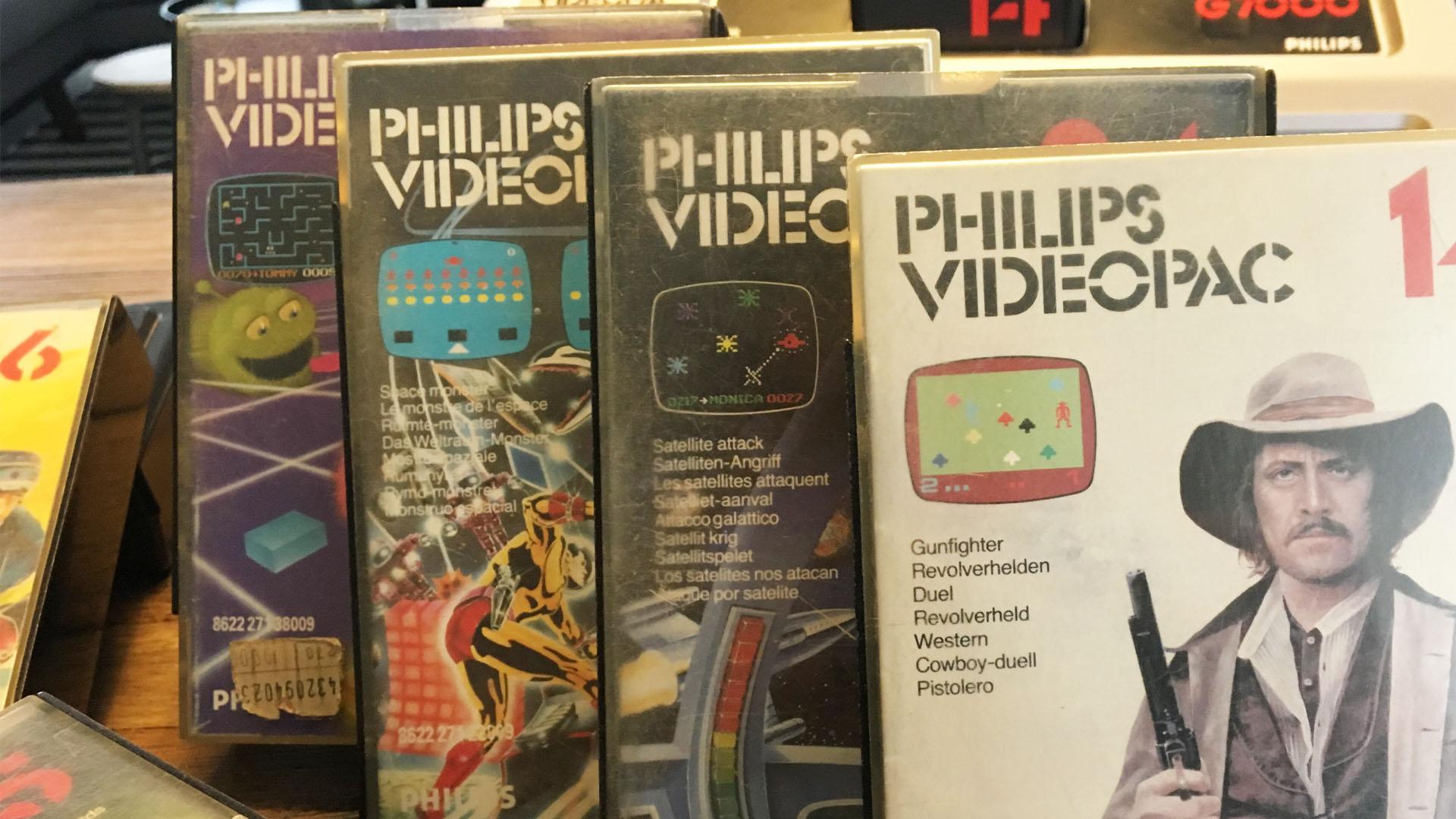 Videopac G7000 games